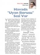 """Havada """"Uyan Borusu"""" Sesi Var"""