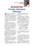 Atatürk'ün Varlığa Dönüşen Yokluğu